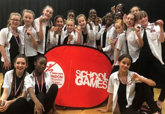 Crayford Academy Team Of Dancers Excel At The Bexley Youth Games